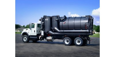Model Liquid Ring ACE - Industrial Vacuum Truck